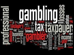 So You Want To Deduct Your Gambling Losses?
