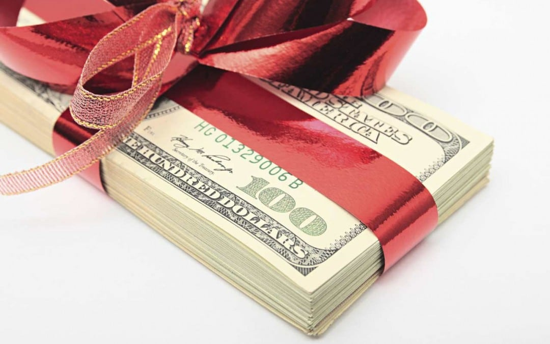 Gifting Money or Property Can Have Serious Tax Consequences