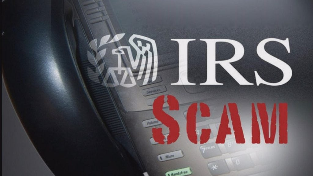 Don't Be a Victim to IRS Phone and E-Mail Scams