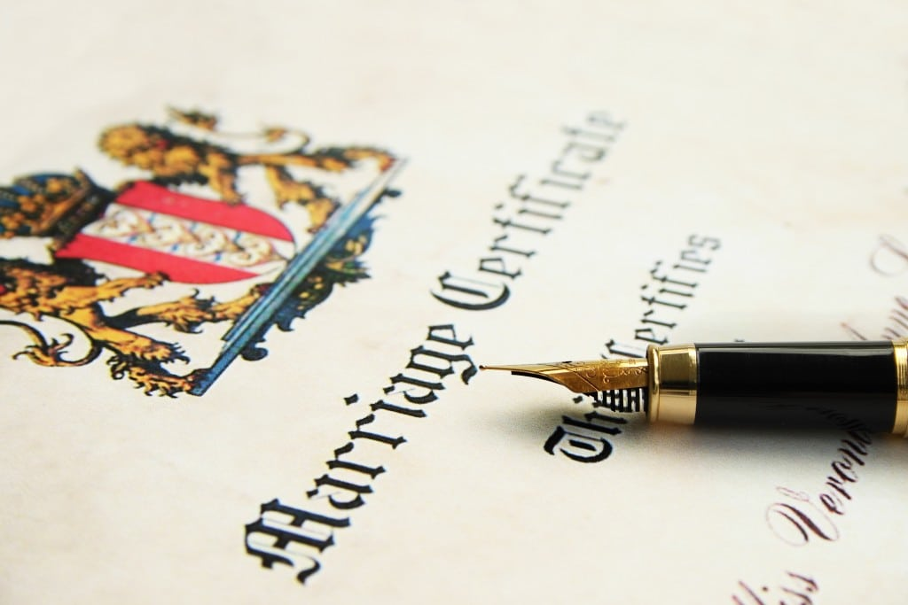 Jointly or Separately – How to File After Saying I Do