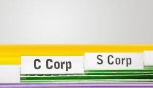 C vs S Corporation