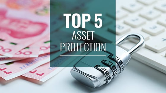 Top 5 Asset Protection Articles
