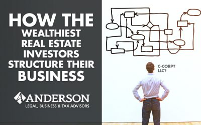 How the Wealthiest Real Estate Investors Structure Their Business