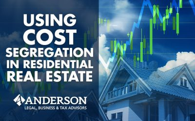 Using Cost Segregation in Residential Real Estate