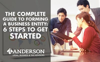 The Complete Guide to Forming a Business Entity: 6 Steps to Get Started