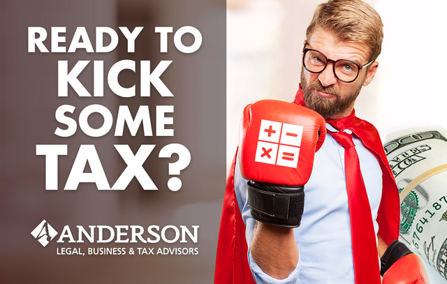 Ready to Kick Some TAX?