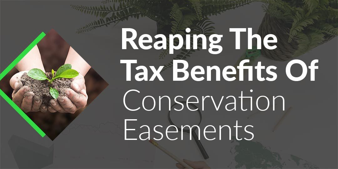 Reaping The Tax Benefits Of Conservation Easements