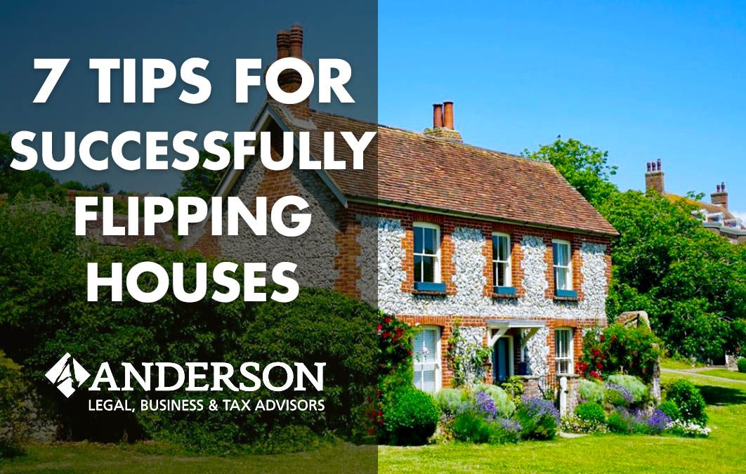 7 Tips for Successfully Flipping Houses