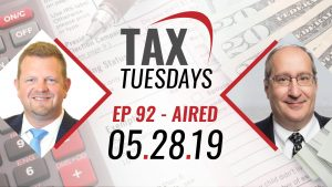 Tax Tuesdays with Toby Mathis 05-28-2019