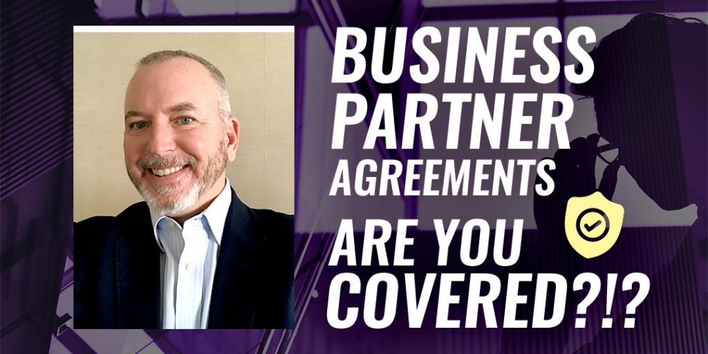 Business Partner Agreements Are You Covered?