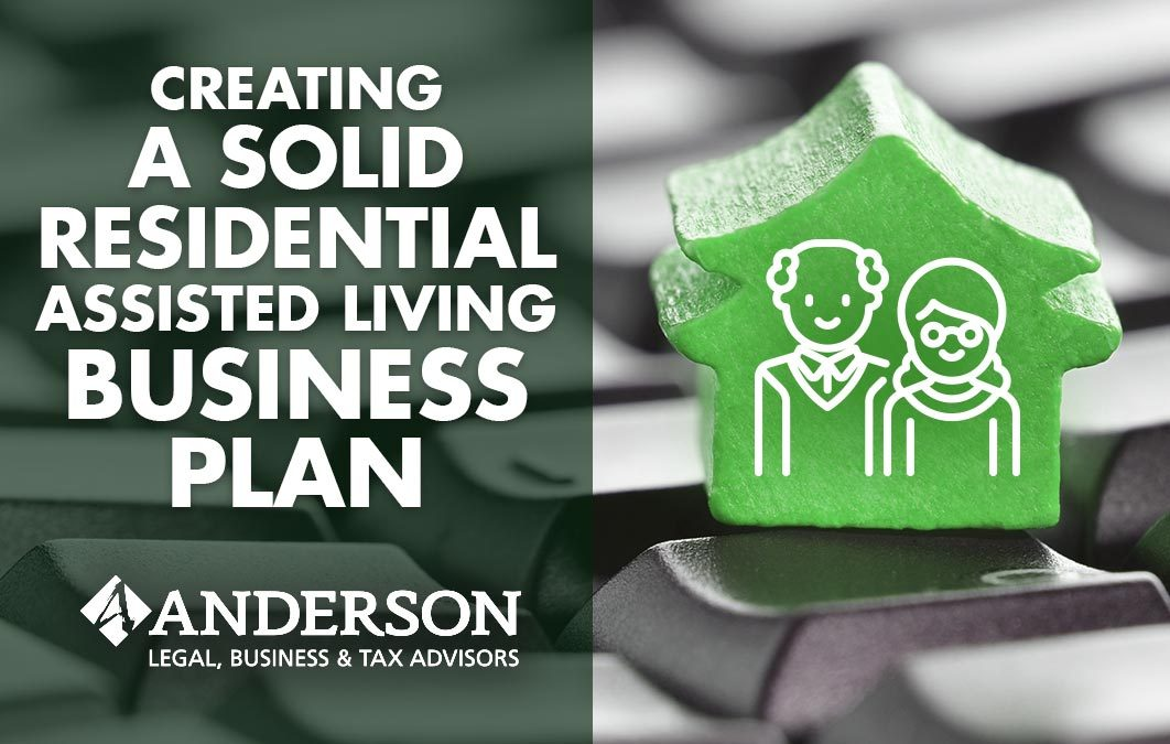 Creating A Solid Residential Assisted Living Business Plan