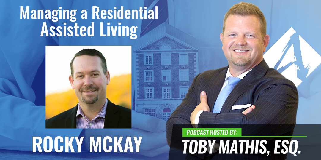 Managing A Residential Assisted Living Business