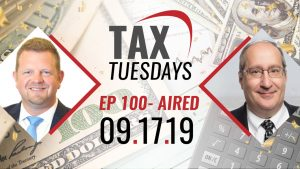 Tax Tuesdays with Toby Mathis 09-17-2019
