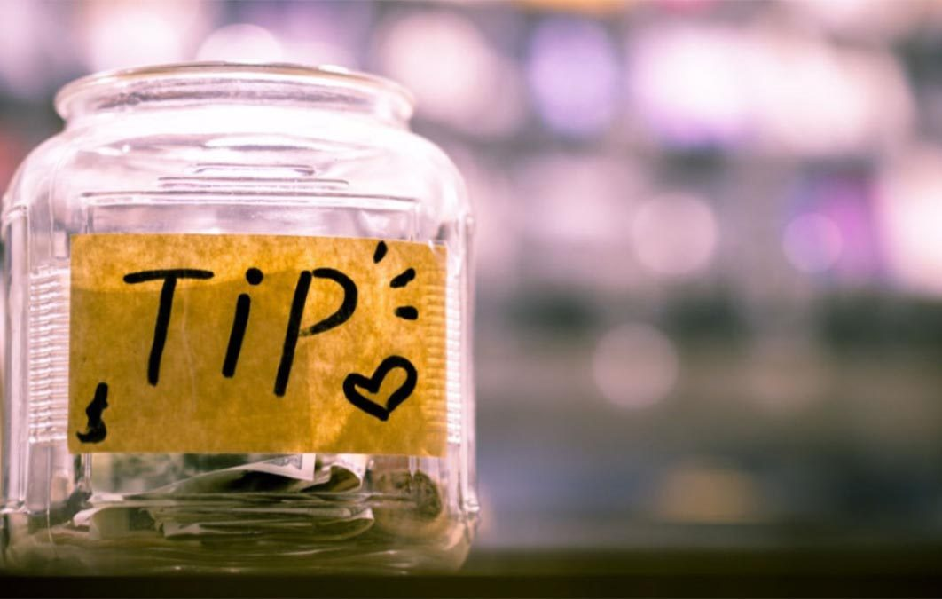 Receiving Tips Can Be Taxing