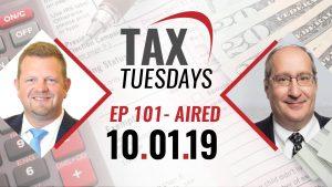 Tax Tuesdays Episode 101: Bonus Depreciation