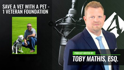 Save A Vet With A Pet – 1 Veteran Foundation