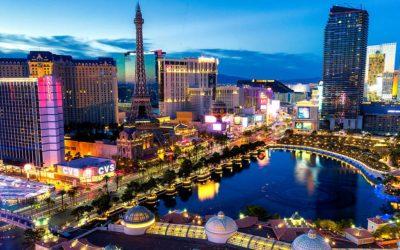 Win a FREE trip to Las Vegas