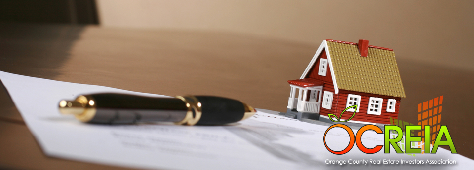 OCREIA – Orange County Real Estate Investors Association