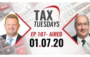 Tax Tuesday Episode 107