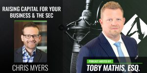 Raising Capital For Your Business & The SEC