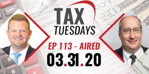 Tax Tuesdays with Toby Mathis 03-31-2020