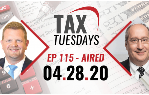 Tax Tuesdays with Toby Mathis 04-28-2020