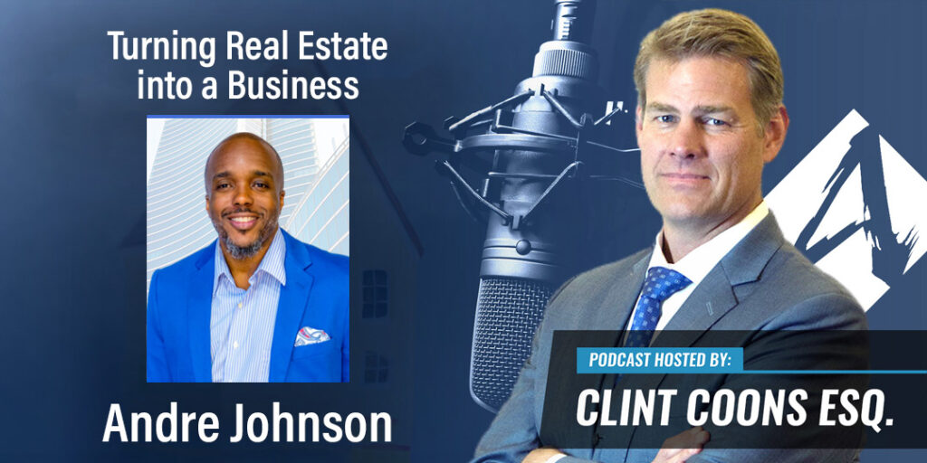 Turning Real Estate into a Business