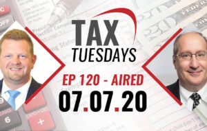 Tax Tuesday with Toby Mathis 07-07-2020