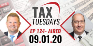 Tax Tuesday with Toby Mathis 09-01-2020