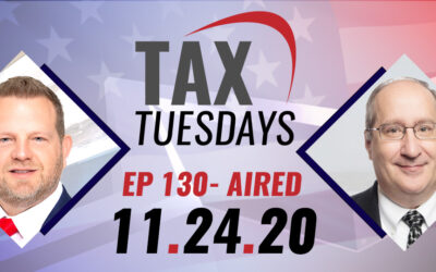 Tax Tuesday Episode 130