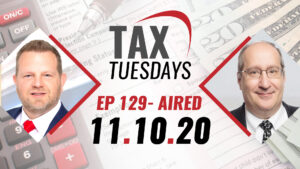 Tax Tuesday with Toby Mathis 11-10-2020