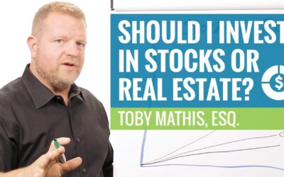Where to Invest: Stocks vs. Real Estate