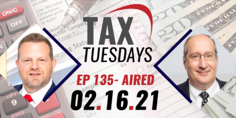 Tax Tuesday with Toby Mathis 02-16-2021