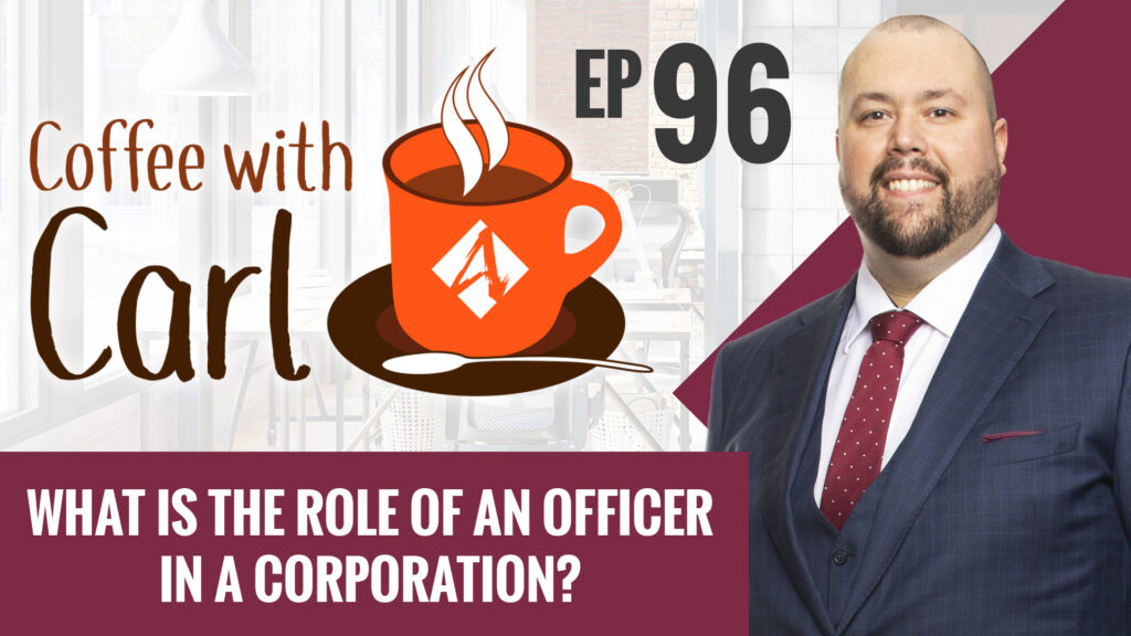 What Is The Role of an Officer In a Corporation?