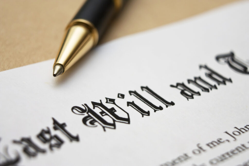How to Get a Letter of Testamentary