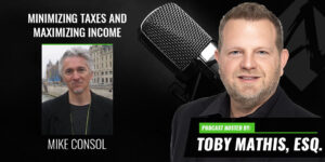 A lesson in what the super-rich know about minimizing taxes and maximizing income