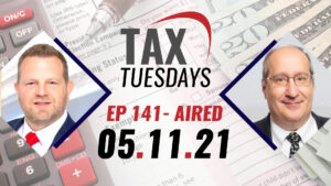 Tax Tuesday with Toby Mathis 05-11-2021