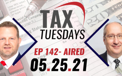 Tax Tuesday Episode 142