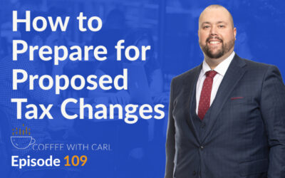 How To Prepare For Proposed Tax Changes
