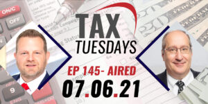 Tax Tuesday with Toby Mathis Episode 145