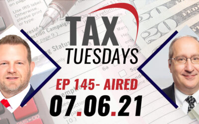 New Rules for IRAs Tax Tuesday Episode 145