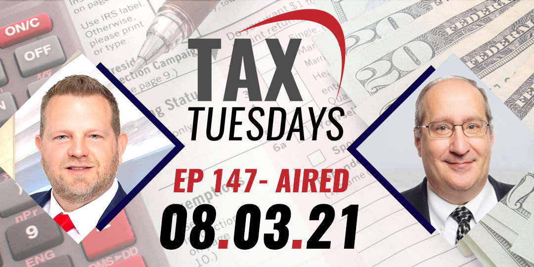 Tax Tuesday Episode 147: Selling Rental Property as a 1031 Exchange