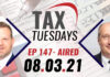 tax tuesday episode 145